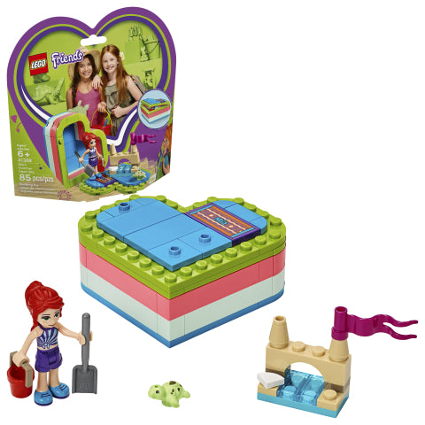 LEGO 41388 LEGO Friends Mia's Summer Heart Box