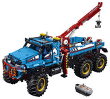 LEGO 42070 Technic 6x6 All Terrain Tow Truck