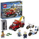 LEGO 60137 City Police Tow Truck Trouble