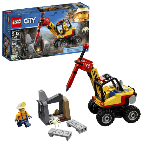 LEGO 60185 City Mining Mining Power Splitter