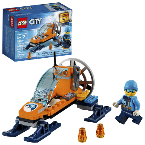 LEGO 60190 City Arctic Expedition Arctic Ice Glider