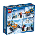 LEGO 60191 City Arctic Expedition Arctic Exploration Team