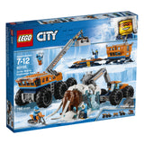 LEGO 60195 City Arctic Expedition Arctic Mobile Exploration Base