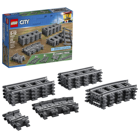 LEGO 60205 City Trains Tracks