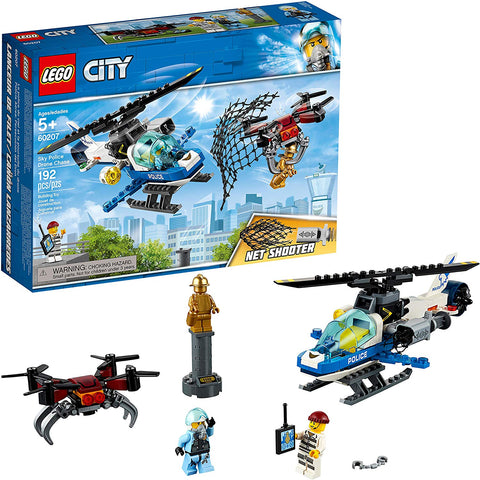 LEGO 60207 City Police Sky Police Drone Chase