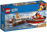 LEGO 60213 City Fire Dock Side Fire