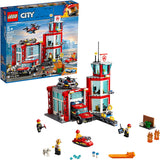 LEGO 60215 City Fire Fire Station