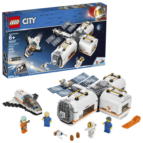 LEGO 60227 City Space Port Lunar Space Station