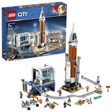 LEGO 60228 City Space Port Deep Space Rocket and Launch Control