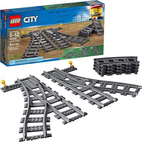 LEGO 60238 City Trains Switch Tracks