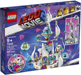 LEGO 70838 LEGO Movie Queen Watevra's 'So-Not-Evil' Space Palace