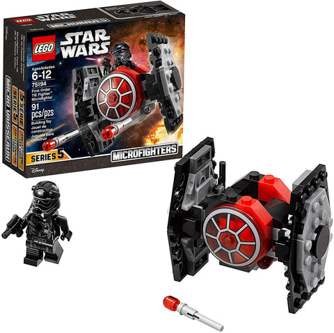 LEGO 75194 Star Wars TM First Order TIE Fighter™ Microfighter