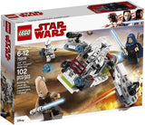 LEGO 75206 Star Wars TM Jedi™ and Clone Troopers™ Battle Pack
