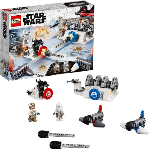 LEGO 75239 Star Wars TM Action Battle Hoth™ Generator Attack