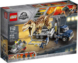 LEGO 75933 Jurassic World T. rex Transport