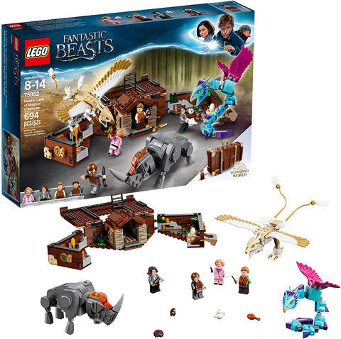 LEGO 75952 Harry Potter TM Newt´s Case of Magical Creatures