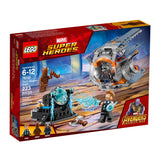 LEGO 76102 Super Heroes Thor's Weapon Quest