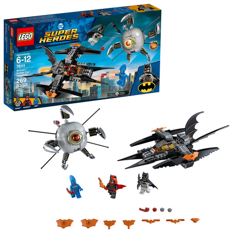 LEGO 76111 Super Heroes Batman™: Brother Eye™ Takedown