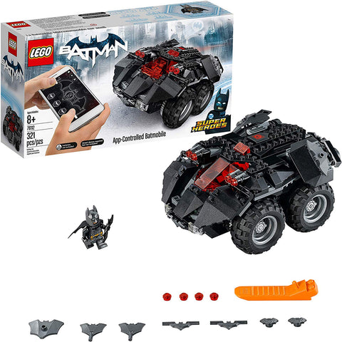 LEGO 76112 Super Heroes App-Controlled Batmobile