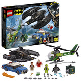 LEGO 76120 DC Comics Super Heroes Batman™ Batwing and The Riddler™ Heist