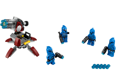 Senate Commando Troopers™