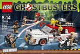 LEGO Ghostbusters Ecto-1 & 2 75828 Building Kit (556 Piece) by LEGO
