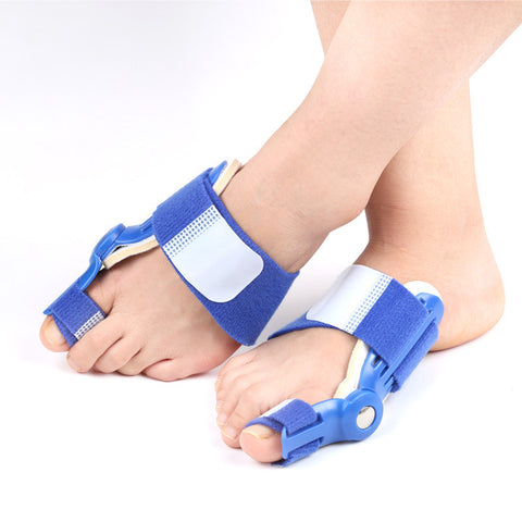 2PCS Bunions Pain Relief Cushion Corrector Splint Big Toe Spreaders
