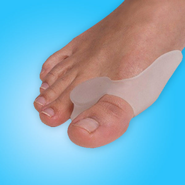 Bunion Protectors Toe Separators Straighters(Transparent)