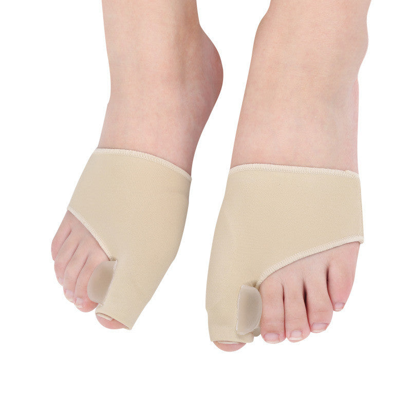 Gel Pad Bunion Protector Sleeves Corrector with Gel Toe Separators(1 Pair)
