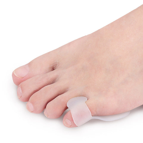 Gel Bunion Protectors Toe Separators Straighters Spreaders Correctors for Little Toe