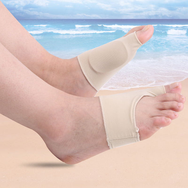 Gel Pad Bunion Protector Sleeves Corrector Pad with Gel Toe Separators Spacers Straightener