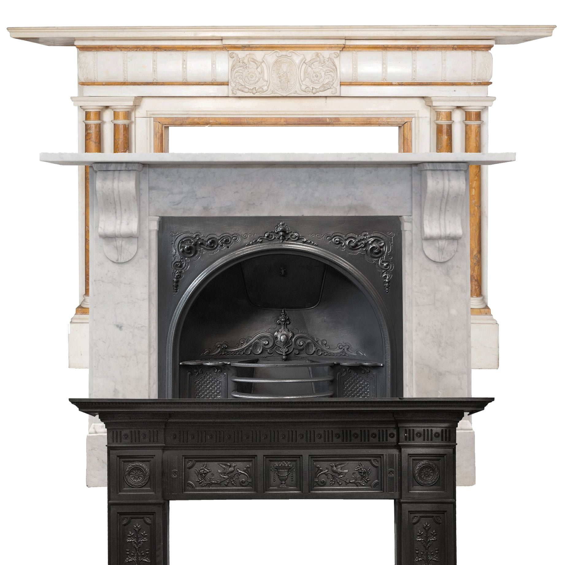 Antique Fireplace Buying Guide
