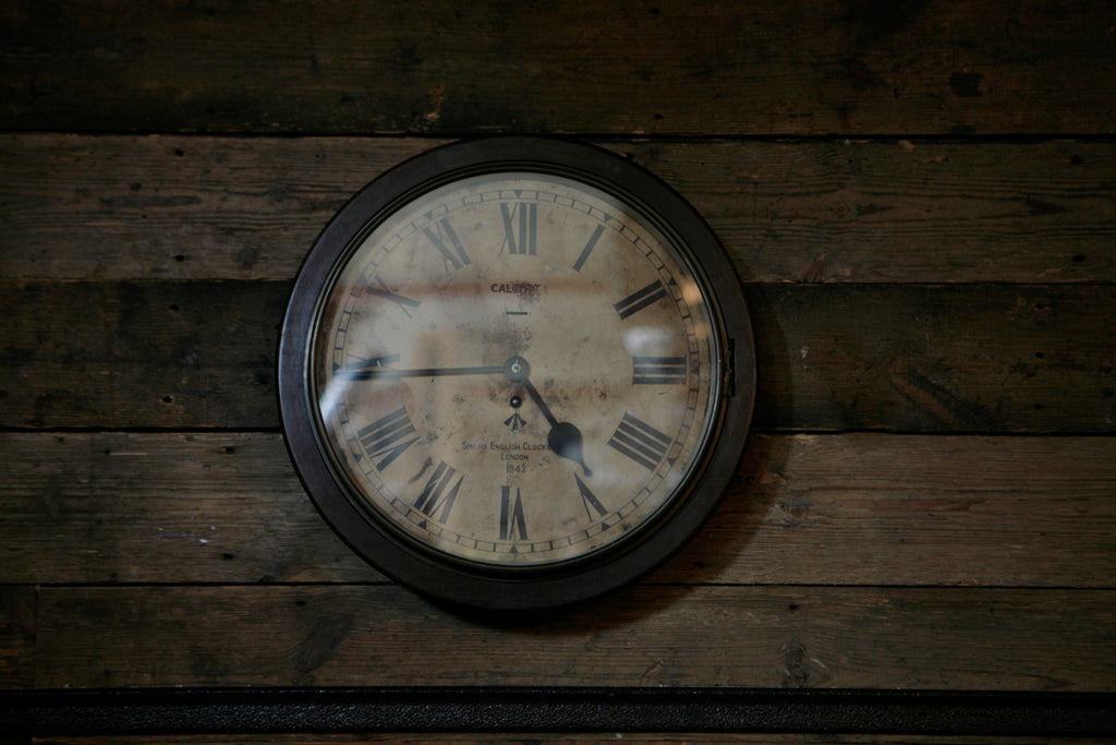 Antique Clock · The Architectural Forum