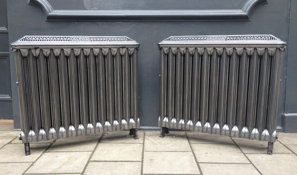 Examples of painted finished radiators - The Architectural Forum