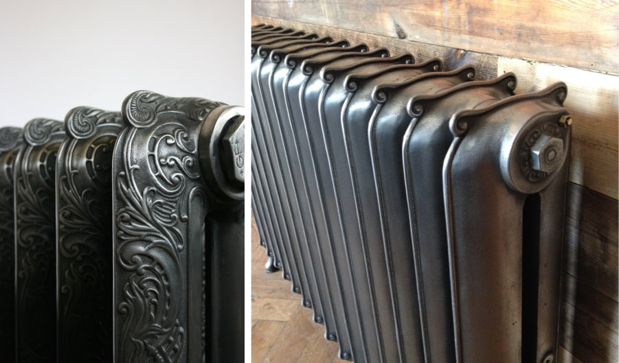 Ornate radiators - The Architectural Forum