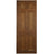 Reclaimed Mahogany Georgian Style Door - 206.5cm x 74.5cm