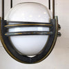 Large Art Deco Style Suspended Lighting - architectural-forum