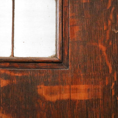 1930's Solid Oak Double Doors - The Architectural Forum