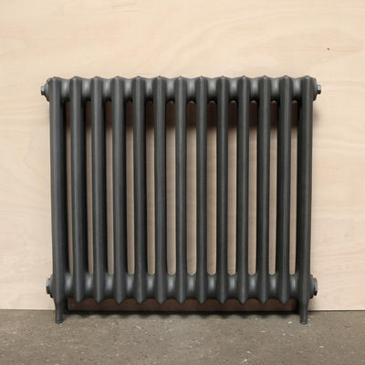 Reclaimed Cast Iron Three Column Radiator