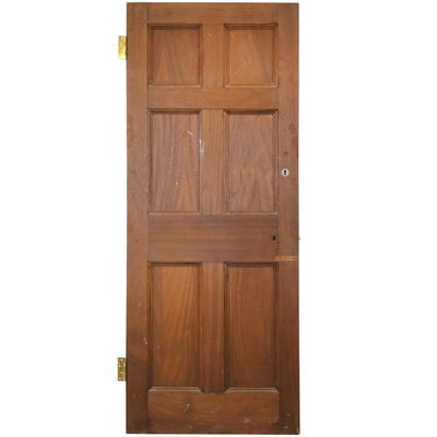 solid wood reclaim door