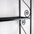 Wrought Iron Shelving Unit - architectural-forum