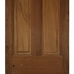 antique solid wood door