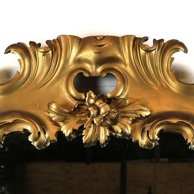 Antique Overmantel - The Architectural Forum