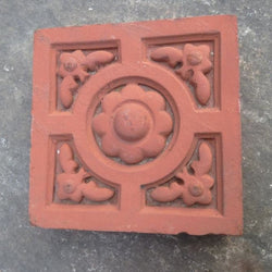 Antique decorative brick