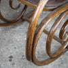 French Thonet Bentwood Rocking Chair - architectural-forum