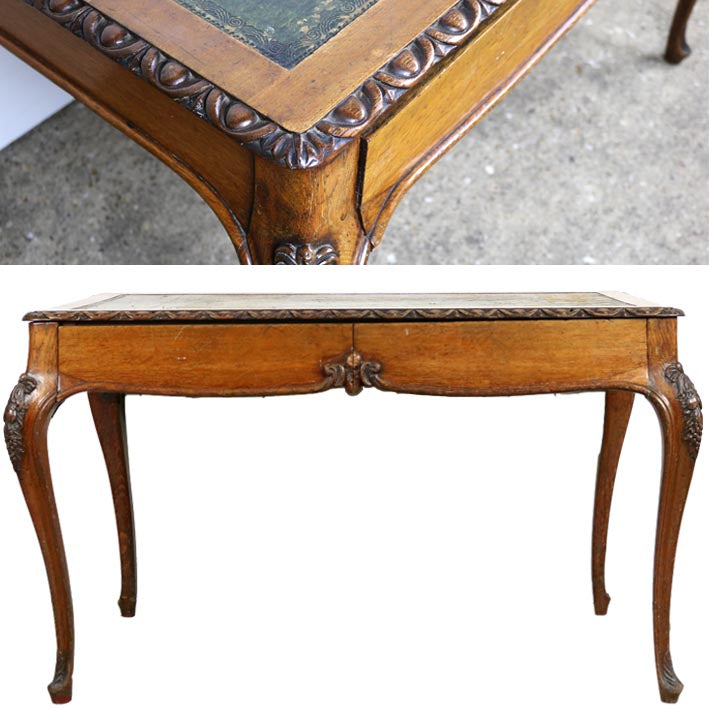 French style antique writing desk