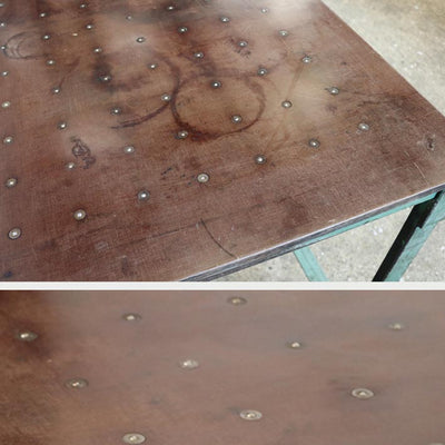 formica industrial table