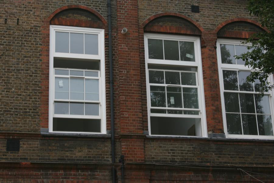 Reclaimed Double Glazed Sash Windows - architectural-forum