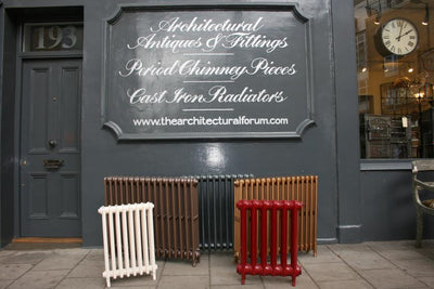 Antique Cast Iron Radiators - architectural-forum