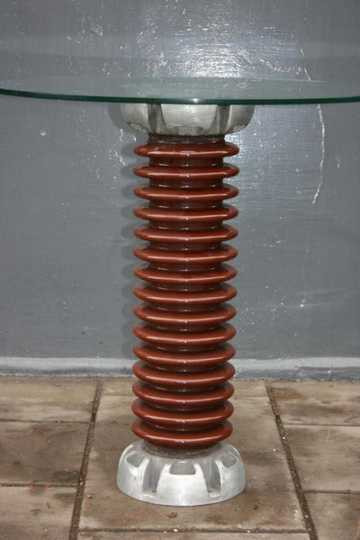 Ceramic Electrical Insulator Table - The Architectural Forum